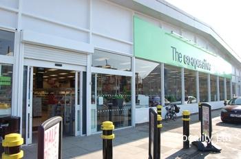 supermarket shop London - South - Photo Shoot Filming Location