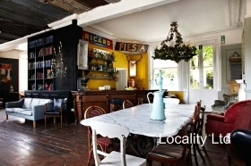 Victorian pub turned cool studio space location venue  hire  in Hackney, London UK
