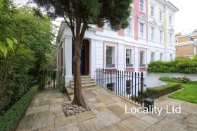 Notting Hill town house location hire  London