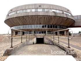 Disused Power Station & Industrial Site - Film & Photoshoot Location