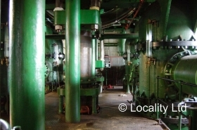 Kempton Engines Trust film, movie and photo location in London
