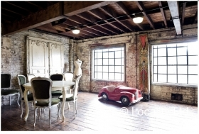 Converted Warehouse Space with Studio, Offices & Props, London - Film & Photoshoot Location